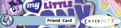 GUIA GENERAL : Friend Card (Click para ir a la guía)